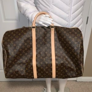 Louis Vuitton Keepall Monogram 2018 EUC